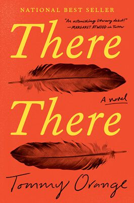 There There by Tommy Orange book cover