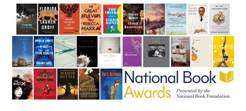 The 2018 National Book Awards Finalists Announced National Book