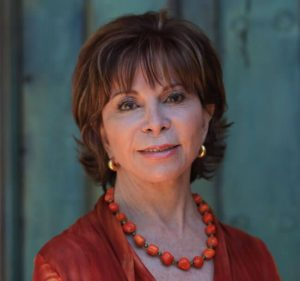 Isabel Allende, Photo credit: Lori Barra