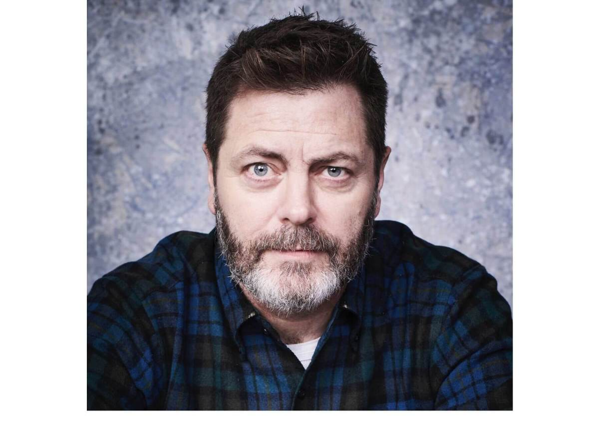 Nick Offerman to Host 2018 National Book Awards Ceremony