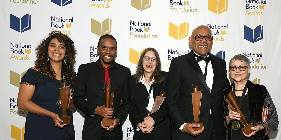 Watch the 2018 National Book Awards Ceremony