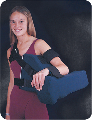 discount shoulder abduction pillow with harness shoulder braces slings