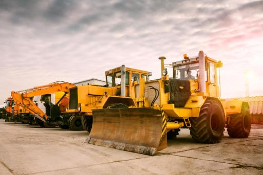 heavy equipment financing options for construction, restaurants, bulldozers, etc.