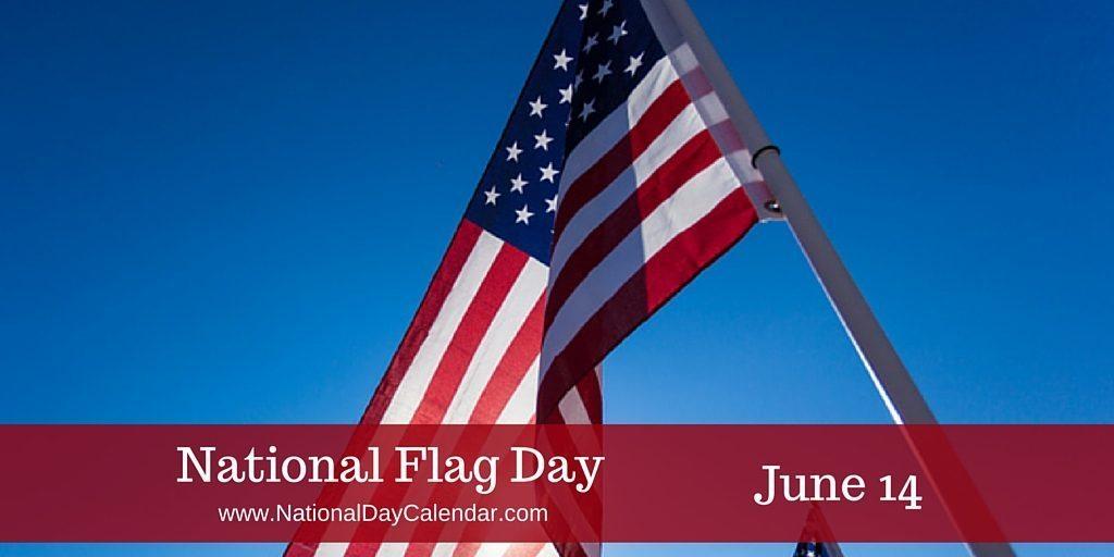 National Flag Day June 14