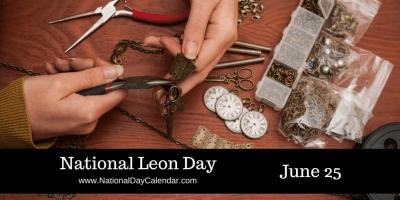 National Leon Day June 25