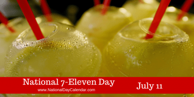 National 7-Eleven Day July 11