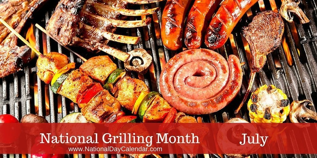 National Grilling Month - July