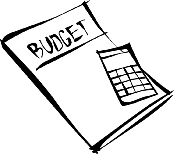 create budget worksheet