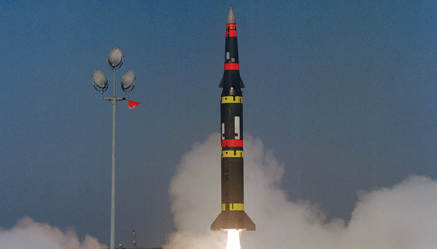 Inf Treaty Pullout Could Be Boon For Missile Makers