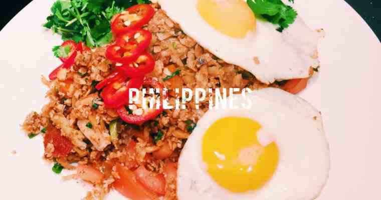 Filipino Garlic Fried Rice | How do you make Sinangag? | What is the national dish of the Philippines?