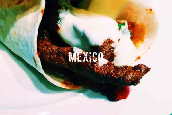 What is the national dish of mexico beef ribeye fajitas