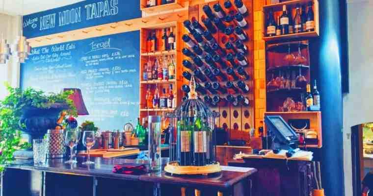 What is it like to eat at New Moon Tapas in Clifton, Bristol?   National Dish Restaurant Review