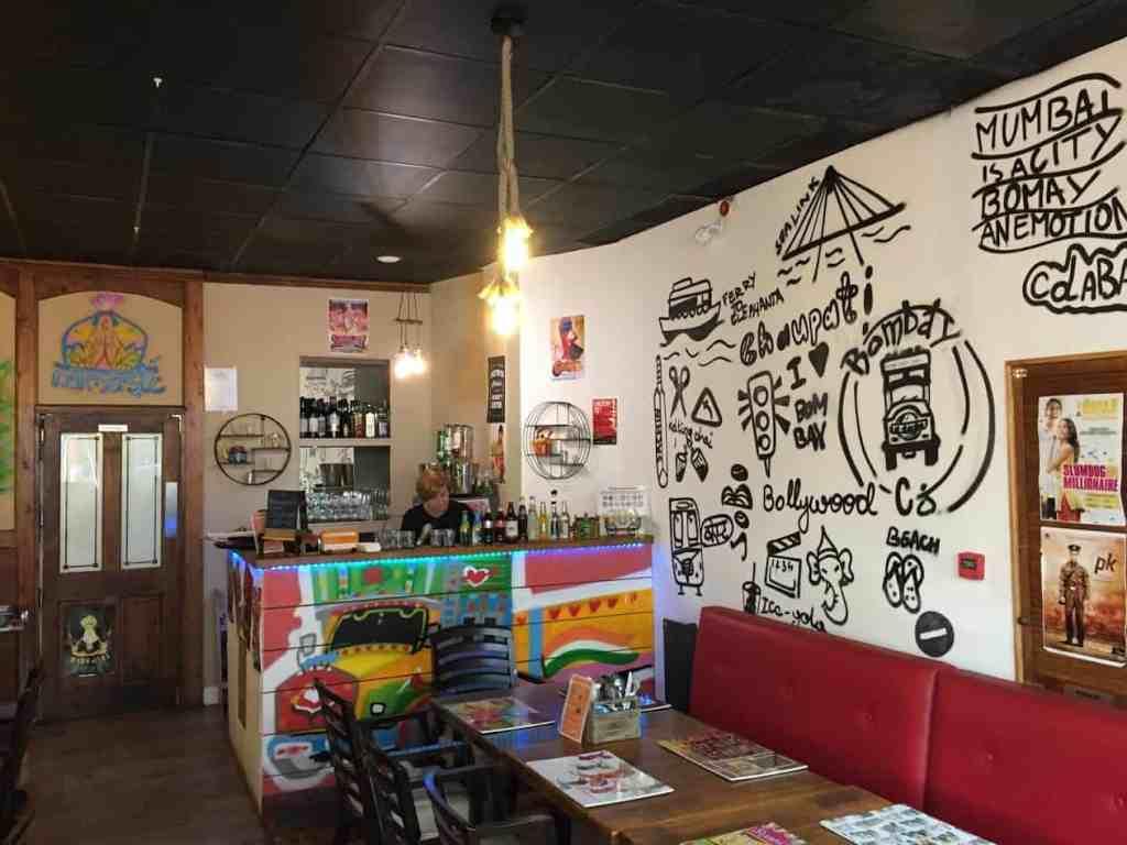 Bombay & Co Cheltenham Restaurant Review Indian Street Food National Dish