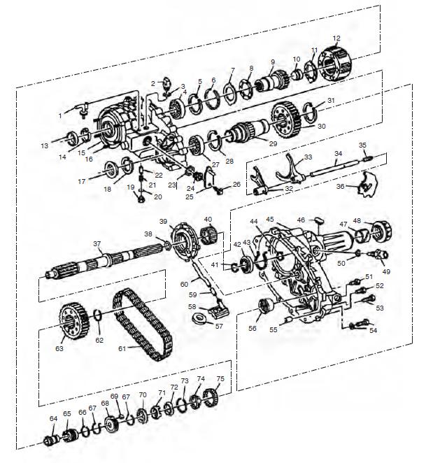 Ring And Pinion Gears, Axles and Axle Shafts, Drivetrain
