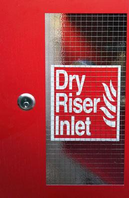 Dry Riser Testing  National Dry Riser Testing