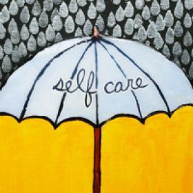 What's under your self-care umbrella?