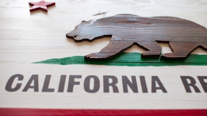 California's secession would be futile, since the federal government owns half of all land in the state