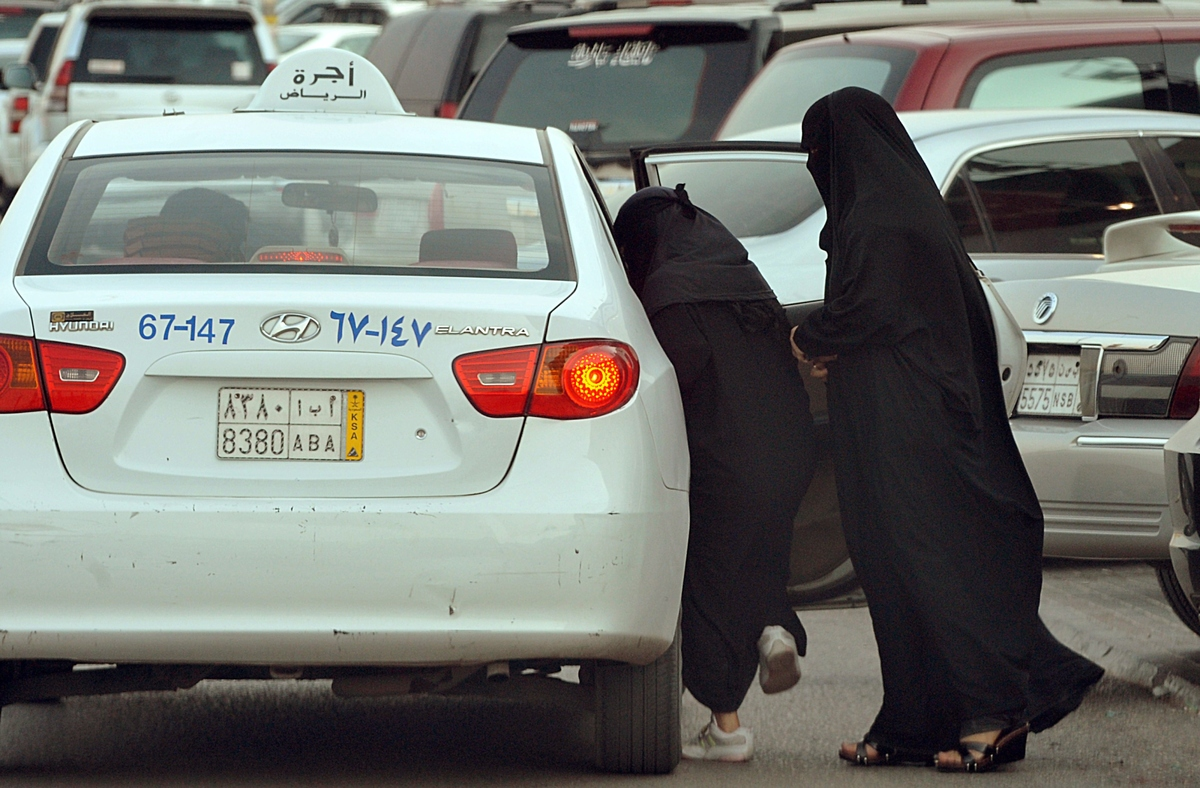 Saudi Arabia abuses human rights