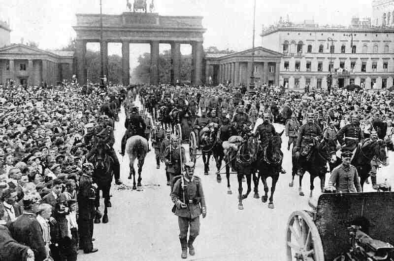 world war 1 is a good example of second order causality in a complex system