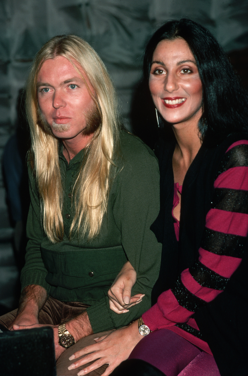 Image result for Gregg Allman Young