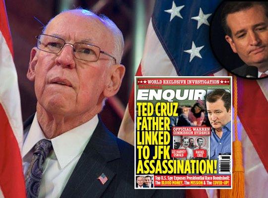 Ted Cruz Father JFK Assassination F