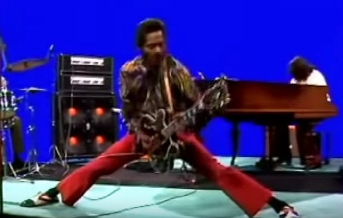 Chuck berry sex tapes