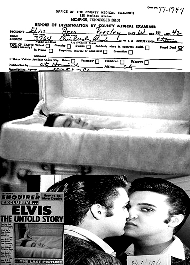 THE TRUTH ABOUT ELVIS' DEATH