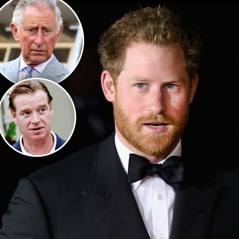 Prince Harry Paternity Bombshell | National Enquirer