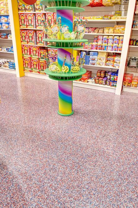 The National Flooring Co - Gobstoppers