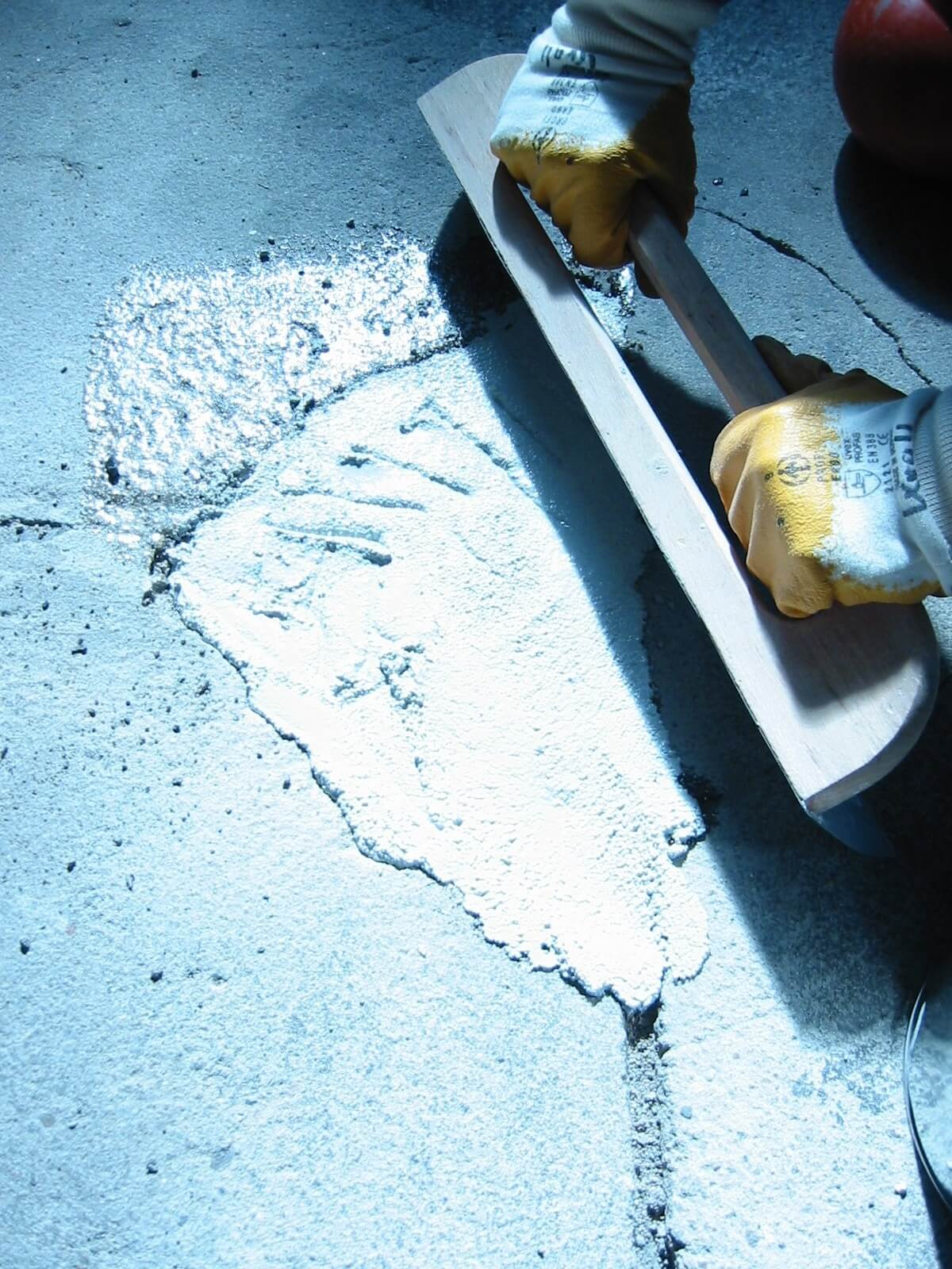 The National Flooring Co - Concrete repair