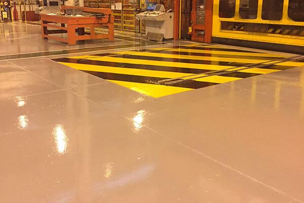 The National Flooring Co - Epoxy