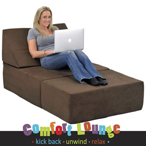 lounge chair umbrella stand henrik ikea covers studio sleeper: memory foam comfort sleeper 13959101 ofs319 @ nationalfurnishing.com