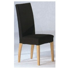 Black Parsons Chair Cane Dining Table Chairs Parson With Fabric Cover 4220k Co