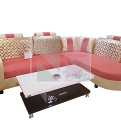Sofa Set Corner Images Acme Sectional Chocolate Lovely With Center Table