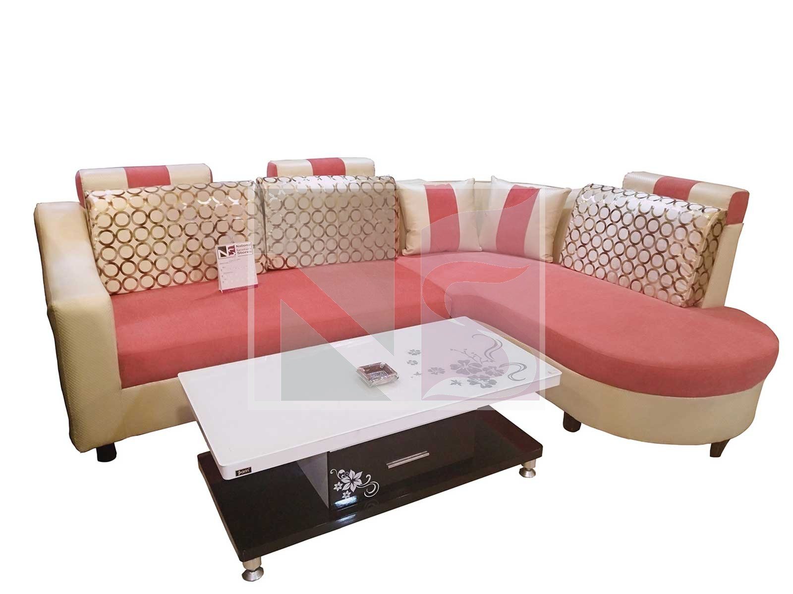 corner sofa set online india ed slipcovers for sectional sofas lovely with center table