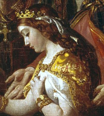 The Marriage of Strongbow and Aoife by Daniel Maclise  National Gallery of Ireland