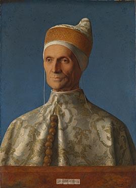 Doge Leonardo Loredan, Giovanni Bellini