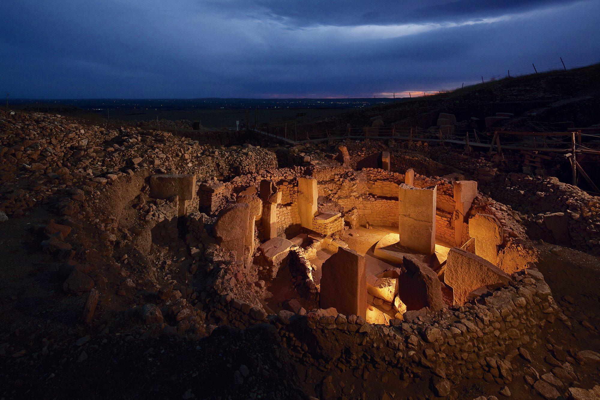El santuario más antiguo del mundo