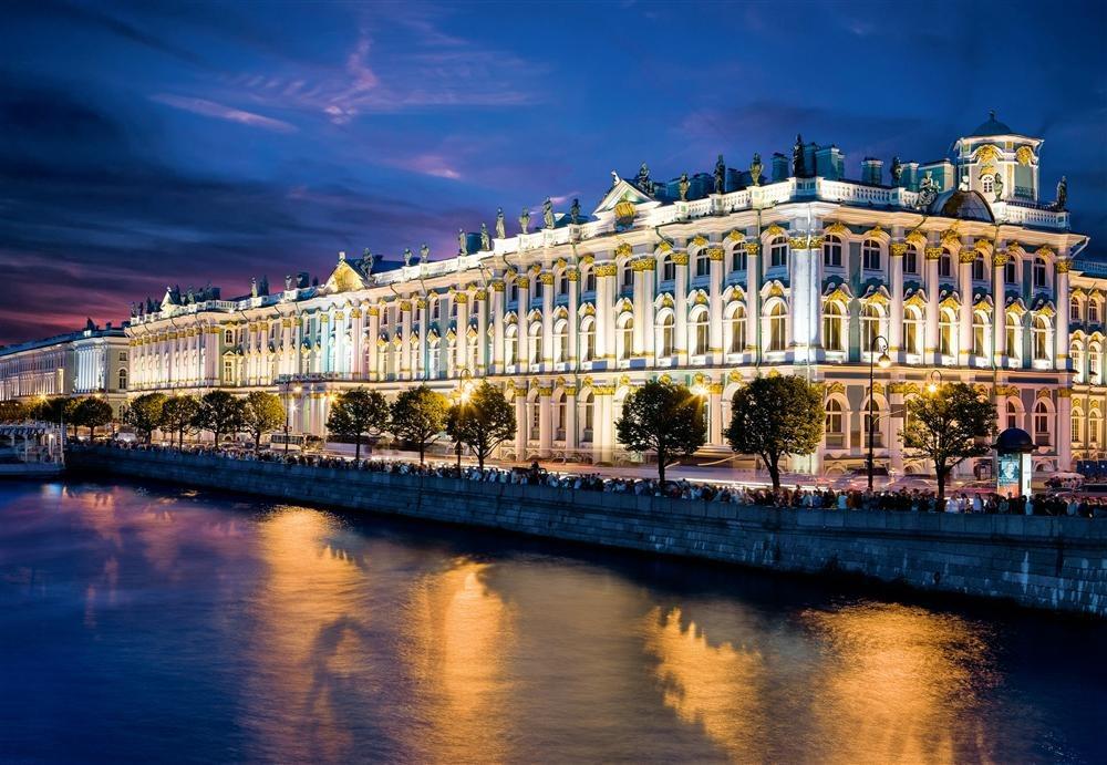 San Petersburgo el esplendor de los zares