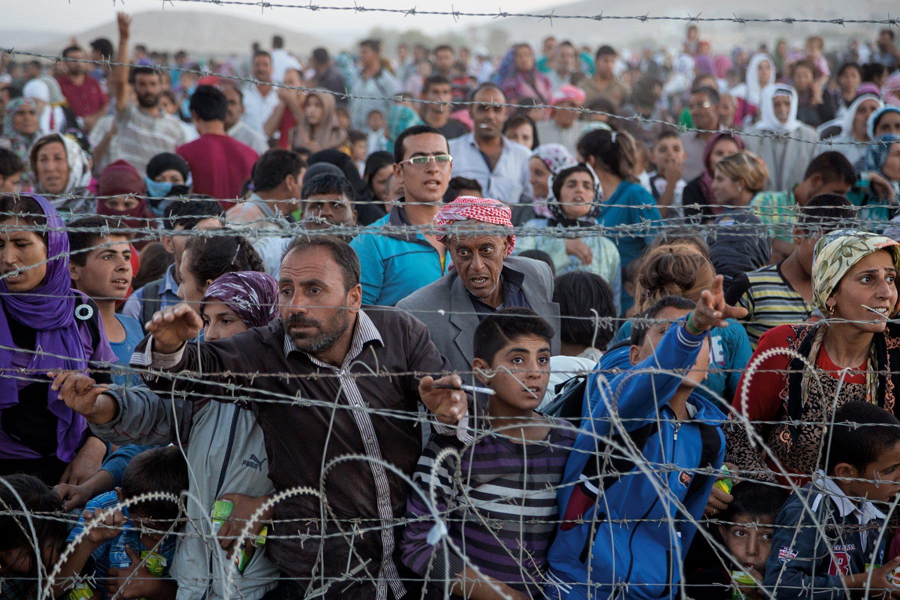 Resultado de imagen de refugiados