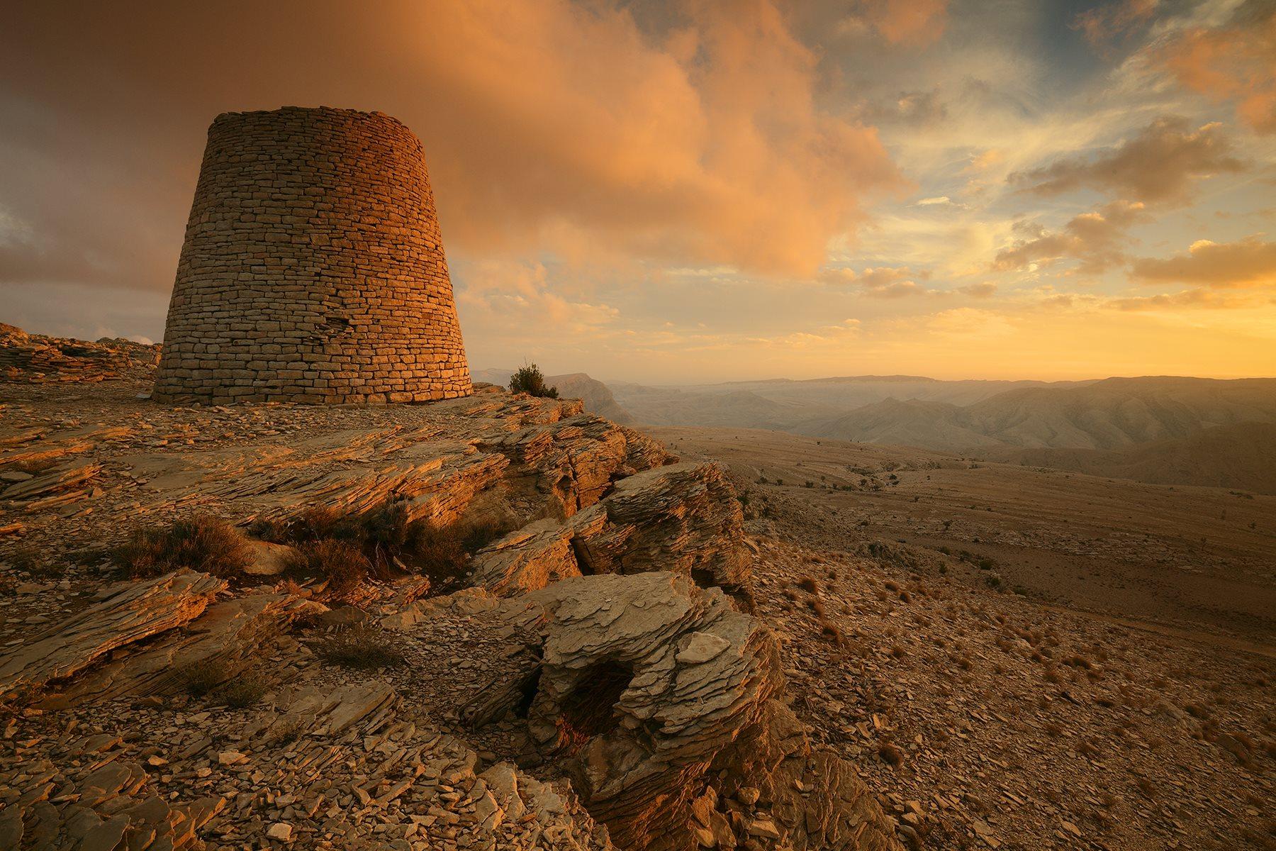 Una de las torres de Shir