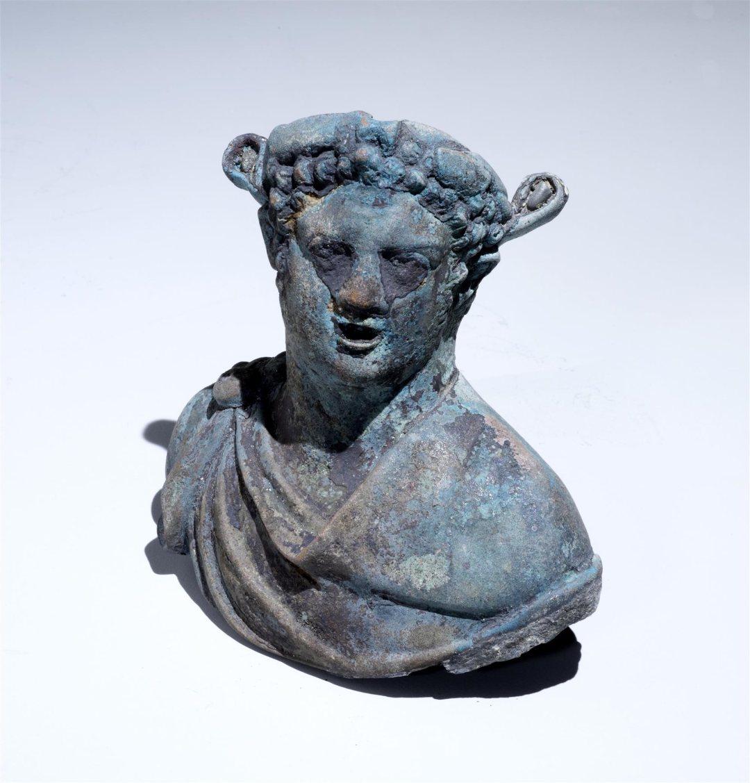 Figurilla de Dioniso