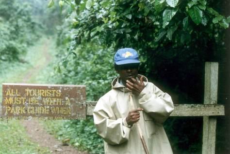 El impenetrable Parque Nacional de Bwindi, Uganda