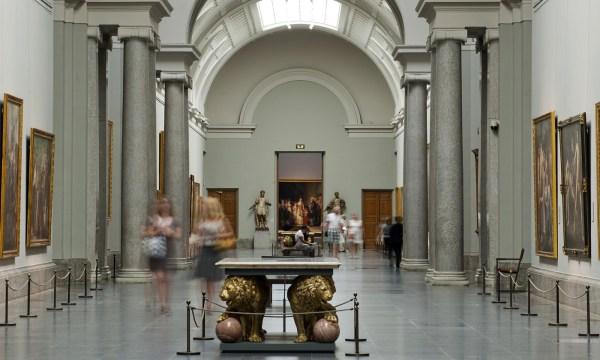 Reportajes Fotograf De Museo Del Prado En National