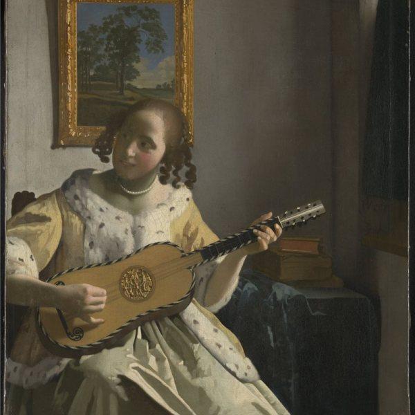 Sica Arte En La Poca De Vermeer