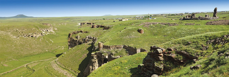 03 ani subterrania armenia Nikolai Marr. Ani subterránea, una ciudad por descubrir