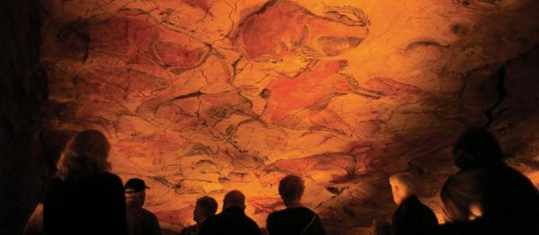 Southwest France & Northern Spain Tour Cave Painting