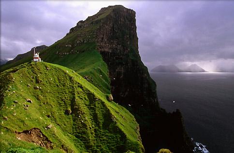 Photo: Kalsoy of the Faroe Islands