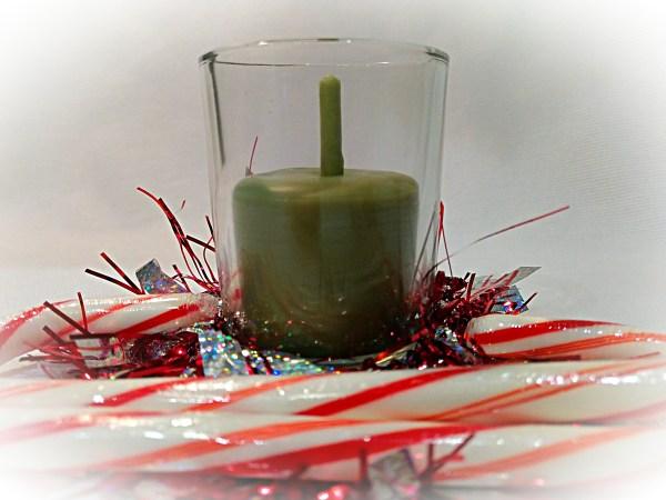 A Hemp CBD infused candle