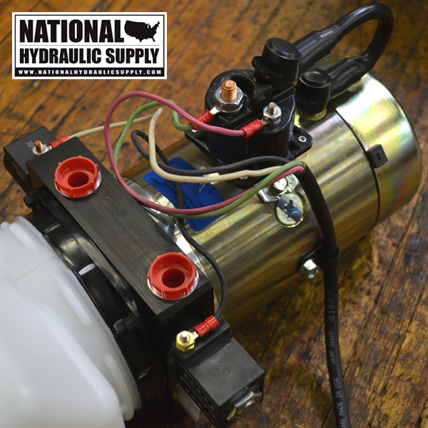 1953 chevy truck wiring diagram 1995 dodge ram 1500 headlight switch spx stone/fenner double-acting hydraulic power unit w/ 2-gal. plastic reservoir | national ...